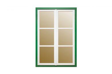Pfostenfenster