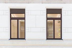 ALDURA Rahmenpfostenfenster | Komplettfenstertausch mit Rollladen | Wien