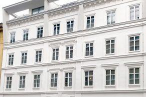 ALDURA Leistenpfostenfenster | Vorsatzelement | Wien